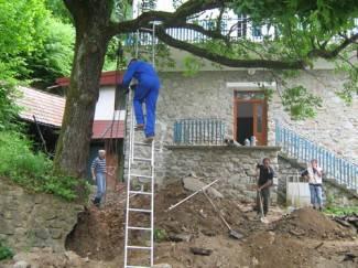 Planinari sami iskrampali kanalizaciju na Lapjaku