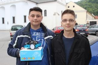 Mladi robotičari: ¨Mini robotići su zabavni i edukativni, jedva čekamo početak lige!¨