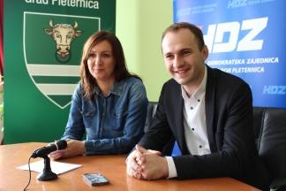 Antonija Jozić ponovno na čelu pleterničkog HDZ-a: ¨HDZ je u Pleternici na vlasti od 1993. godine¨