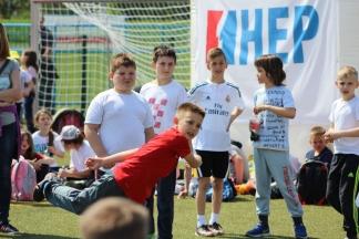 Trebamo naučiti djecu da se što više bave sportom