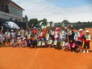 Natjecali se najmlađi tenisači