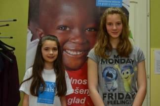 Mlade humanitarke:¨Već sam odlučila da ću nakon srednje škole godinu dana volontirati u Africi¨