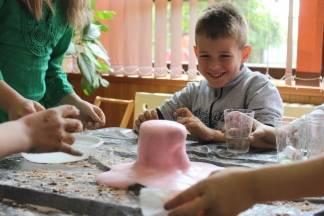 ¨Znanstvene čarolije¨, pokusi za djecu vrtića Cvjetna livada:20.5.2016.