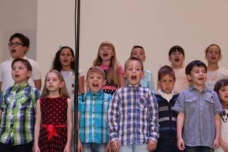 Koncert predškolaca i Tintilinića u Glazbenoj školi Požega