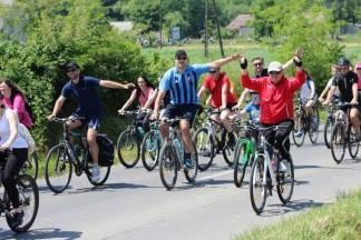 Pumina biciklijada Tomislav Šedevi, 28.5.2016.