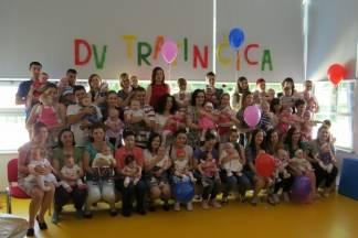 Pleternička gradonačelnica Antonija Jozić u vrtiću Tratinčica uručila djeci novčane poklone