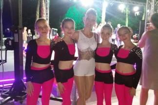 Plesni studio Marine Mihelčić bio je gost na izboru za Miss Hrvatske u Solarisu