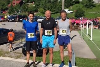 Perić, Brus i Pisarović postigli zapažene rezultate na polumaratonu u Fužinama