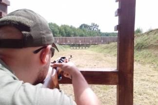 Učili pucati iz lovačkog oružja