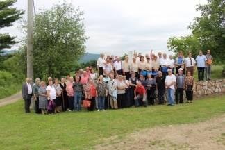 UABA Požega u Podsreću obilježila Dan antifašističke borbe