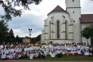 Tradicionalni susret ministranata Požeške biskupije