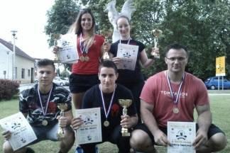 Berba medalja u Đurđevcu: ¨Sada slijedi zasluženi odmor pa pripreme za Šibenik¨