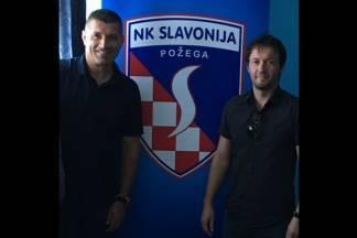 Robert Špehar novi trener požeške Slavonije!