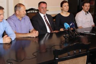 Župan Alojz Tomašević proglasio stanje elementarne nepogode