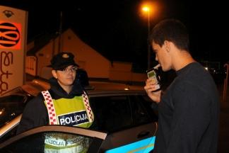 35-godišnjak zaustavljen u Komarovcima s 2,23 promila alkohola