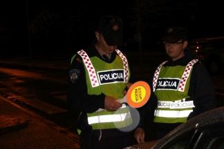 Sa subote na nedjelju policija provodi akciju usmjerenu na nadzor vozača pod utjecajem alkohola i droga u prometu