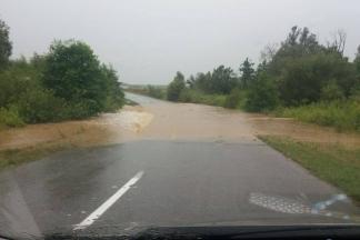 Za sav promet zatvorena cesta Čaglin-Kneževac