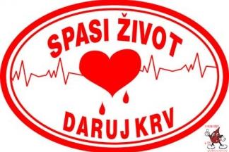 Od danas pa do 7. lipnja svi koji žele mogu dati krv u Crvenom križu Požega
