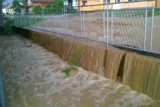Poplavljeni Biškupci, Draga, Potočani i Trenkovo