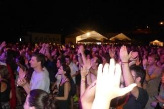 Odlična atmosfera na Feragosto Jamu u Orahovici