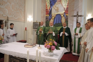 U službu uveden novi župnik Robert Mokri