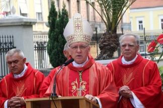 Biskup Škvorčević čestitao svim muslimanima Kurban- bajram