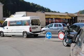 Prolaz s Trga Svetog Trojstva  do Vučjaka zatvoren za promet.