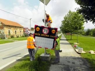 Filipovac: Radari s treptačem za upozorenje vozačima