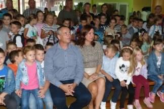 Prvi dan škole u OŠ Fra Kaje Adžića u Pleternici