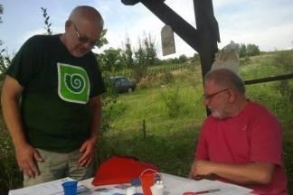 Na OPG-u Livak održan Upravni odbor Udruge ¨Slavonski planinari¨