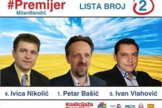 Ivica Nikolić i Ivan Vlahović: Slavoniji trebaju novi ljudi, kojima je ona u srcu.