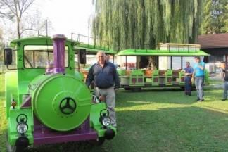 Novi turistički vlakić u Lipiku