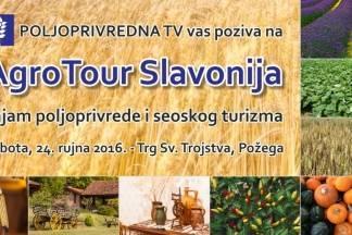 Poljoprivredna televizija organizira 1. AgroTour Slavonija