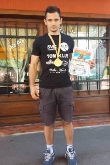 Požežanin Danijel Parac osvojio prvo mjesto i srušio tri svjetska rekorda