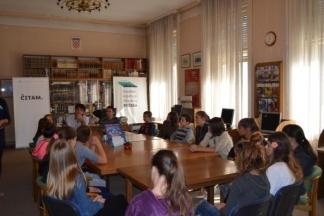 Održan okrugli stol za učenike požeških osnovnih škola