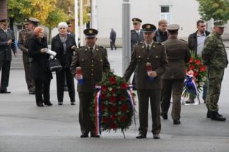 Svečano obilježavanje 11. obljetnice Središta za obuku i doktrinu logistike, Vojarna ¨123. brigade