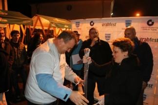 Najbolji grah na Grahfestu u Pakracu pripremili Bracani iz Poljane