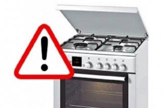 Ako imate ovaj štednjak, odmah isključite plin - postoji mogućnost eksplozije