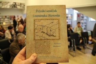 Predstavljena knjiga ¨Požeški sandžak i osmanska Slavonija¨ Fazilete Hafizović