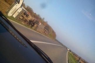 Kamion sletio s ceste između Cerovca i Šumanovaca