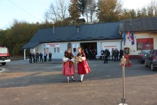 Svečano otvorenje obnovljenog Vatrogasnog doma u Ivandolu