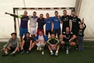 Malonogometni turnir Požežana u Zagrebu
