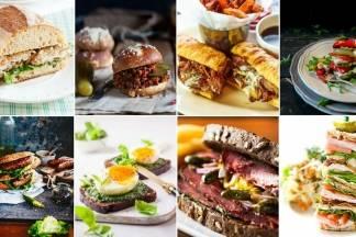 Naših pet najboljih recepata za sočne sendviče