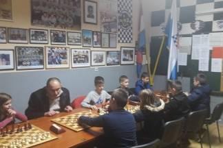 "Šahovski  klub ¨POSAVAC"" iz Ruščice"
