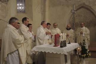 Posveta crkve sv. Lovre u Požegi