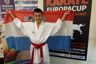 Luka Brus ostvario zapažene rezultate na natjecanju u Švicarskoj