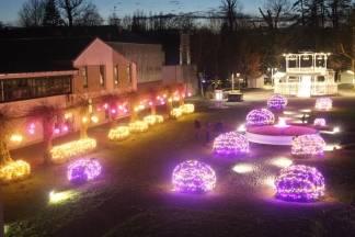 Svečano otvorenje božićne bajke u Lipiku u subotu, 26.11.2016.