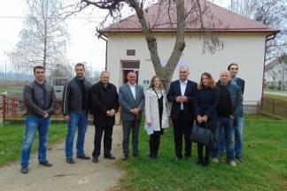 Započeli radovi na energetskoj obnovi zgrade područne škole Tekić, Osnovne šloke ¨Mladost¨ Jakšić
