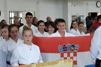 Članovi Karate-do kluba Požega briljirali u Mađarskoj