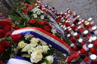25. godišnjica pogibije jedanaest branitelja na bazi Papuk, 2.12.2016.
